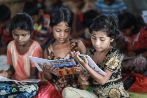 Education for refugees